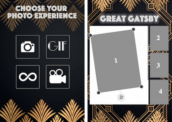 Onebooth Gatsby Designs