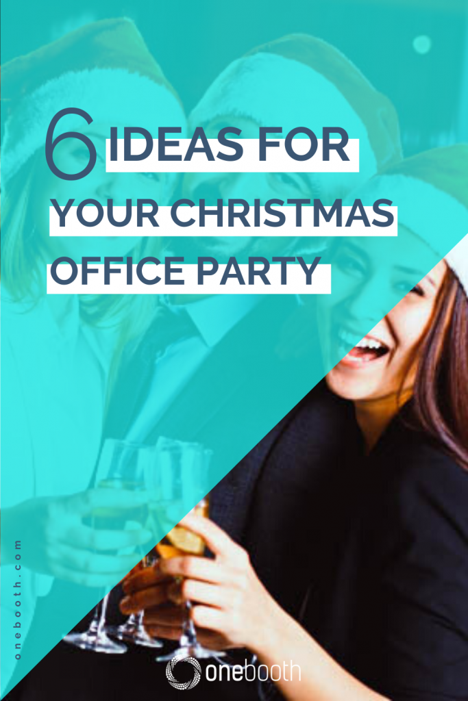 6 ideas for your christmas office party