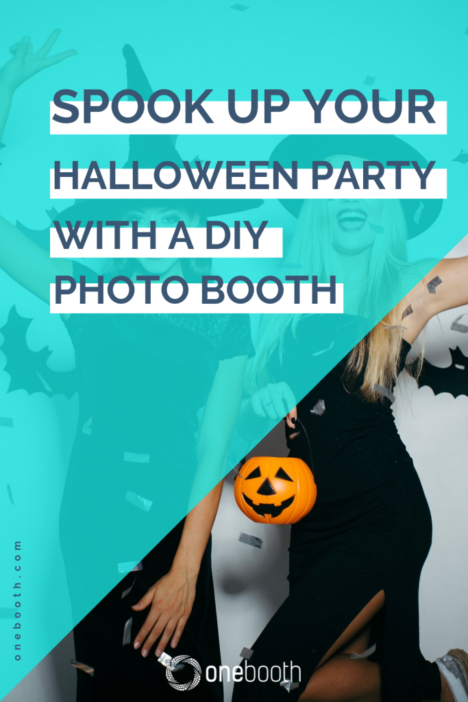 spook up your halloween party with a diy photo booth