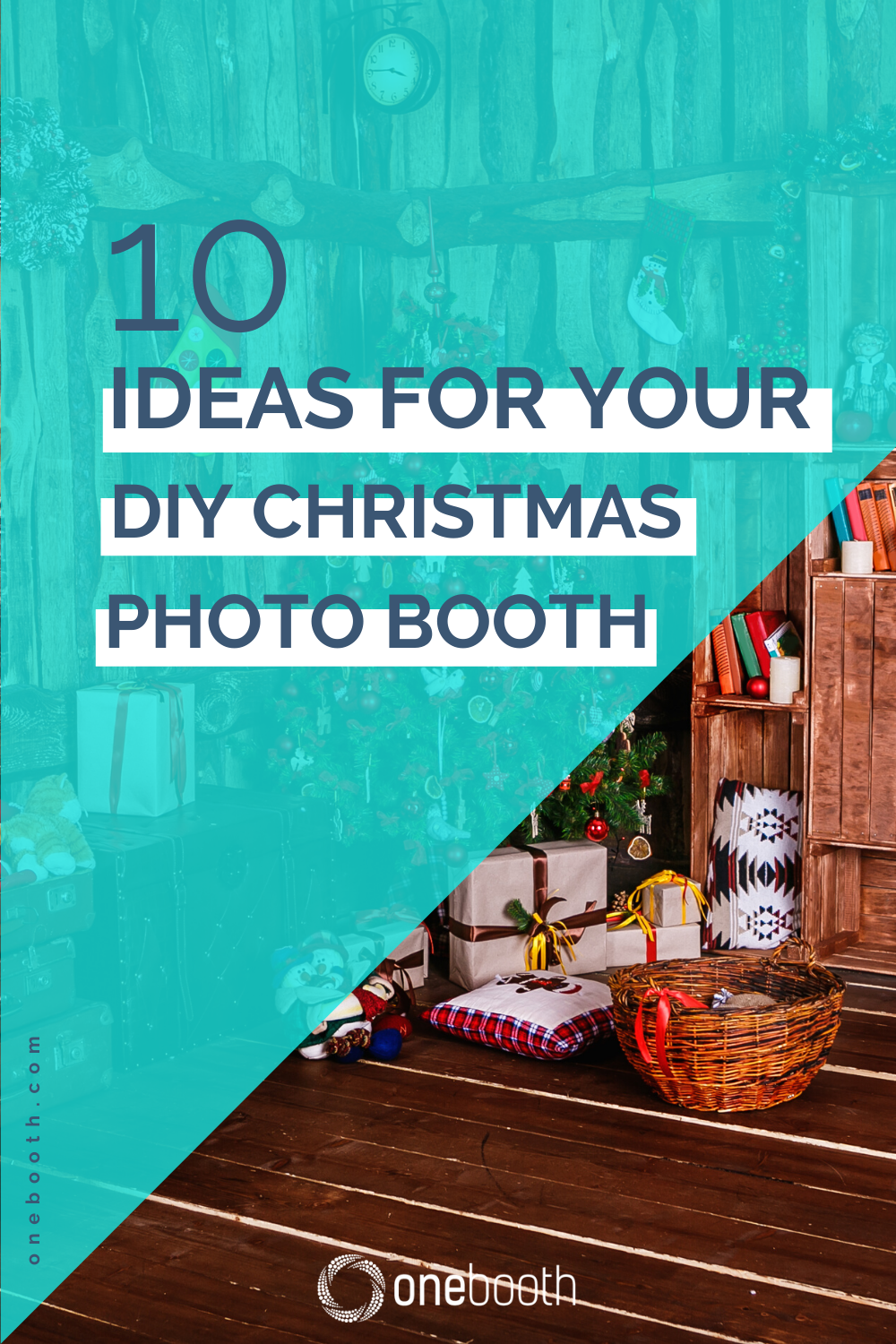 DIY Photo Booth Backdrops: How Event Marketers Rock Out at Christmas